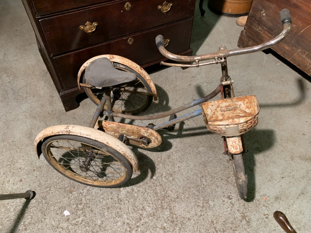 Dunlop Child's Tricycle